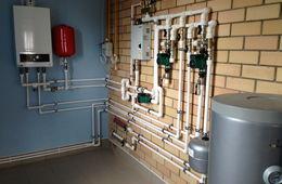 Монтаж газового отопления под ключ Апрелевка