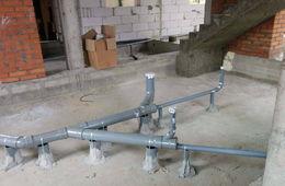 Монтаж канализации в коттедже под ключ Апрелевка