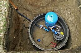 Монтаж водоснабжения на даче Апрелевка