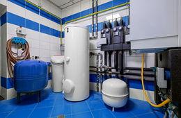 Монтаж водоснабжения в коттедже Апрелевка