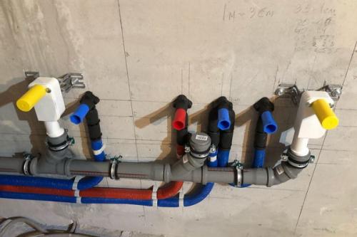 Монтаж канализации в квартире в Апрелевке