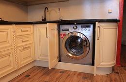 Установка встраиваемой стиральной машины Апрелевка