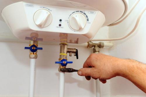 Установка водонагревателя в Апрелевке